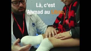 Download Liban : Ahmad, 10 ans, réfugié et handicapé Video