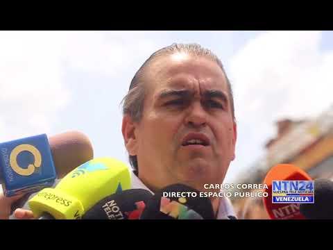 Directores de ONG´s venezolanas verifican estado de salud de los presos políticos en El Helicoide