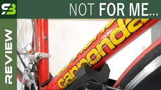 Download Why My Bike Stand Didn't Work For Me... Hang vs Put-On System. Video
