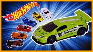 Download LAMBORGHINI HURACAN SUPER TROFEO vs 6 HYPER CARS !!! Video