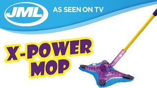 Download X Power Mop from JML Video