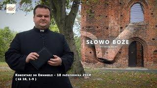 Download Komentarz do Ewangelii - 18 października 2018 (Łk 10, 1-9) Video
