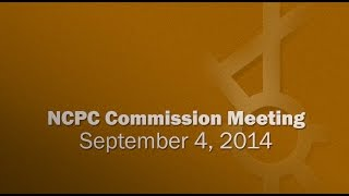 Download National Capital Planning Commission (USA) Meeting, September 4, 2014 Video