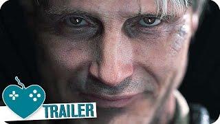 Download DEATH STRANDING Game Awards 2016 Trailer (2017) Norman Reedus, Mads Mikkelsen PS4 Game Video