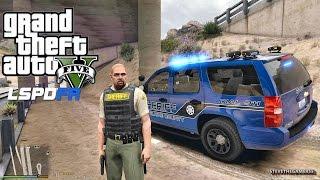 GTA 5 LSPDFR - New Urban Sheriff Skin Pack Free Download Video MP4