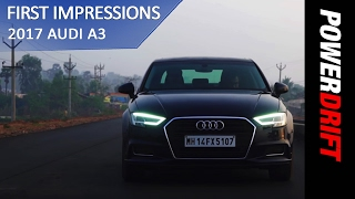 Download What's new in the 2017 Audi A3: PowerDrift Video