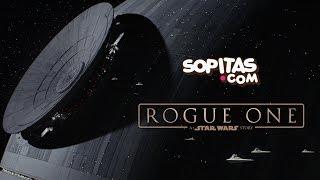 Download ¿El Darth Vader más cruel de la saga? Diego Luna nos cuenta | Sopitas Video