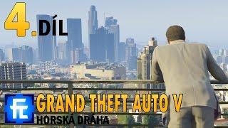 Download GRAND THEFT AUTO V | 4. Díl - Horská dráha [PS4] Video