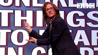 Download Unlikely things to hear in court | Mock the Week - BBC Video