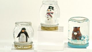 Download How to Make a Homemade Snow Globe - Martha Stewart Video