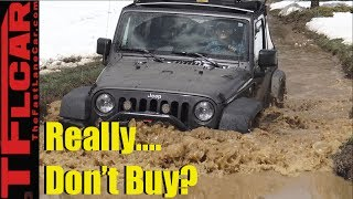Download Top 3 Jeep Wrangler JK ″Don't Buy It″ Myths Busted Video