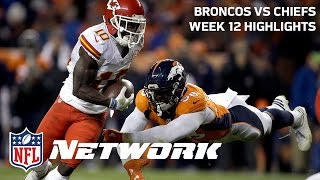 Download Chiefs vs. Broncos Highlights (Week 12) | Deion Sanders & LT | GameDay Prime | NFL Network Video