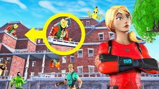 Download Fortnite HIDE & SEEK in a GIANT MANSION! (Fortnite Creative) Video