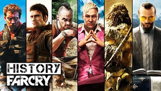 Download History/Evolution of Far Cry (2004-2018) Video