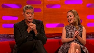 Download George Clooney's honeymoon at Comic Con - The Graham Norton Show: Series 17 Episode 7 - BBC One Video