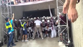Download Texas A&M Walkout vs. Alabama - 9/14/13 Video