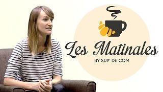 Download Les Matinales by SUP'DE COM, épisode 2 - Béa Johnson Video