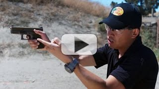 Download Proper Trigger Pull & Dry Fire Practice - Handgun 101 with Top Shot Chris Cheng Video