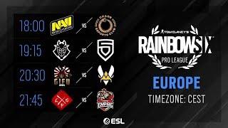 Download Rainbow Six Pro League - EU - Season X - Playday #7 Video