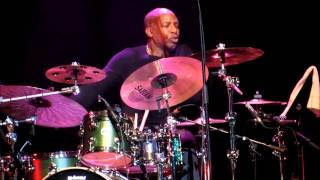 Download Billy Kilson at Montreal Drum Festival 2013 Video