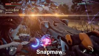Download Horizon: Zero Dawn - 7 Types of Machines Overridden (Trophies) Video