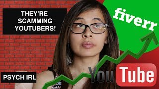 Download I GOT 1,000 YOUTUBE VIEWS FROM FIVERR | YOUTUBE MARKETING SCAMS Video