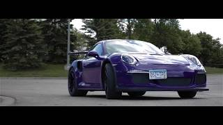 Download 2016 Porsche GT3 RS | Golden Aspect | (Cinematic Cut) Video