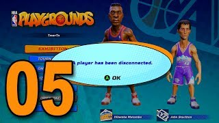 Download NBA Playgrounds - Part 5 - Making People Rage Quit 😂 Video