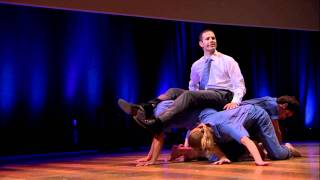 Download Dance your PhD | John Bohannon & Black Label Movement | TEDxBrussels Video