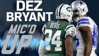Download Dez Bryant's Best Mic'd Up Moments with the Cowboys | Sound FX | NFL Films Video