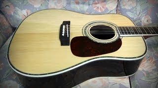 Download Unboxing Chinese Martin D45S copy Video