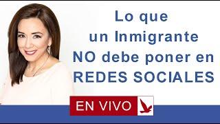 Download Lo que un inmigrante NO debe poner en sus REDES SOCIALES Video