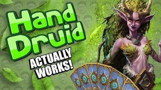Download HAND DRUID WORKS? We Did It! - Standard Constructed - The Witchwood Video