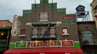 Download PizzeRizzo - first look after walls come down. Video