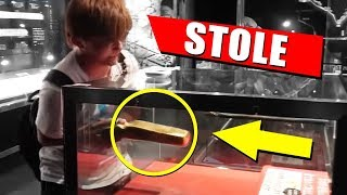 Download He Was Able to Pick up This Ingot! 12 People Who Broke the System Video