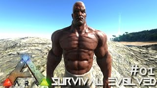 Download ARK: Survival Evolved - EPIC START - NEW POOPING EVOLVED SERVER !!! - [Ep 01] (Server Gameplay) Video