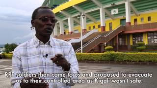 Download 25 April 1994 - RPF Evacuates Amahoro Stadium   100 Stories   Kwibuka20 Video