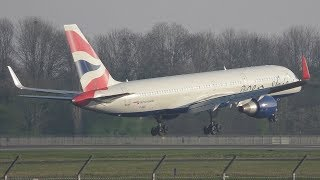 Download Plane Spotting at Paris Orly | 36 Morning Arrivals | 747 777s A330s & More Video