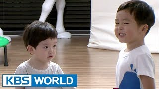 Download Seungjae has a new baby brother! Doubling up on cuteness! [The Return of Superman / 2017.08.13] Video
