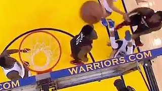 Download Steph Curry DRILLS AMAZING Shot Laying Down Video