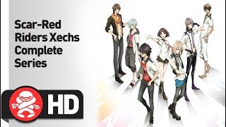 Download Scar-Red Riders Xechs Complete Series (Subtitled Edition) - Official Trailer Video