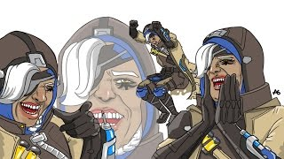 Download Ultimate Ana Montage - The Strongest Overwatch Support Hero Video