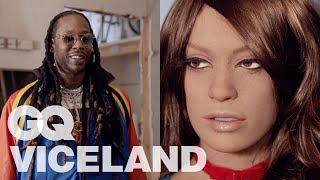 Download 2 Chainz Checks Out the Most Expensivest Sex Dolls | Most Expensivest | VICELAND & GQ Video