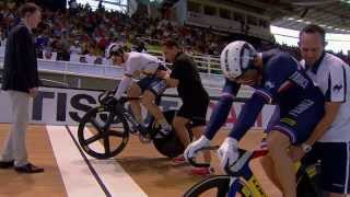 Download Mens Sprint Final - 2014 UCI Track Worlds Video