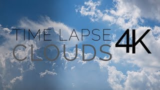 Download CLOUDS TIME LAPSE 4K Video