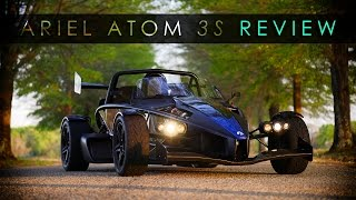 Download Review | Ariel Atom 3S | Fountain of Youth Video