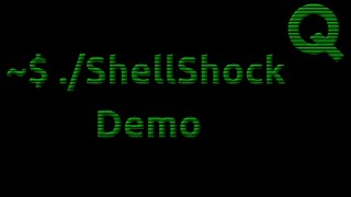 Download ShellShock Attack Demonstration Video