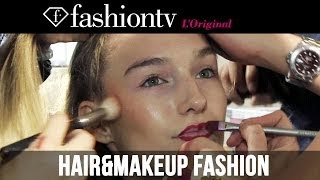 Download The Best of FashionTV Hair & Makeup - February 2014 Video