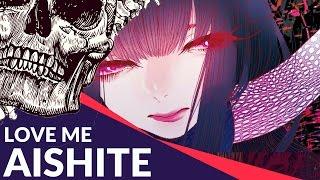 Download Aishite Aishite Aishite (English Cover)【JubyPhonic】愛して愛して愛して Video