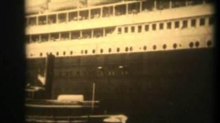 Download TITANIC 1912 ORIGINAL FILM FOOTAGE VERY VERY RARE FILM, Video